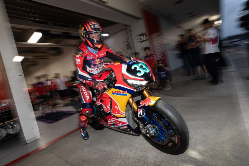 Suzuka 8 Hours – Red Bull Honda Fastest in First Two Day 1 Suzuka 8 Hours Test Sessions