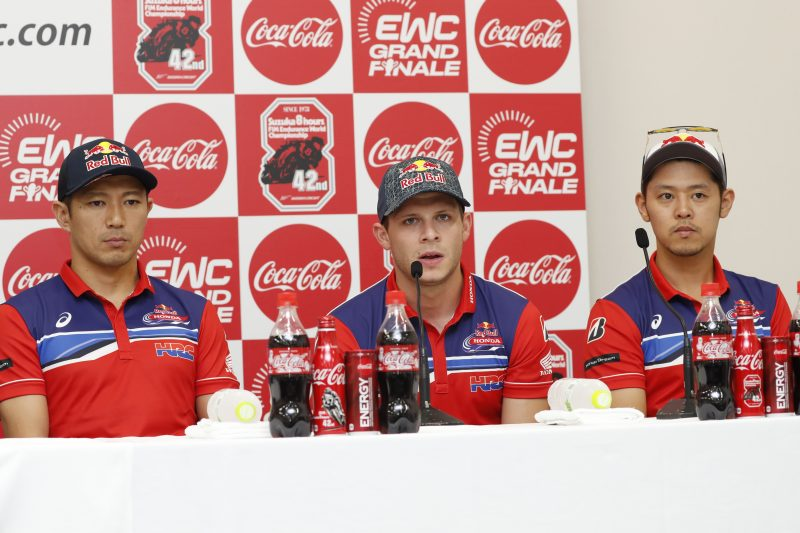 Suzuka 8 Hours – Red Bull Honda to Start 3rd in Suzuka 8 Hours