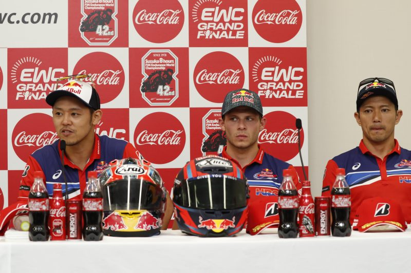 Suzuka 8 Hours Race – Red Bull Honda Third at Suzuka